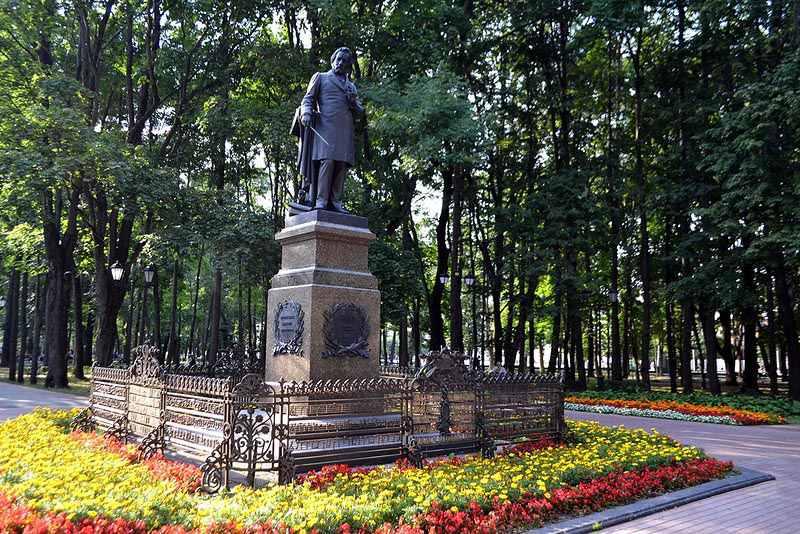 Городские Сады Михаила Глинки