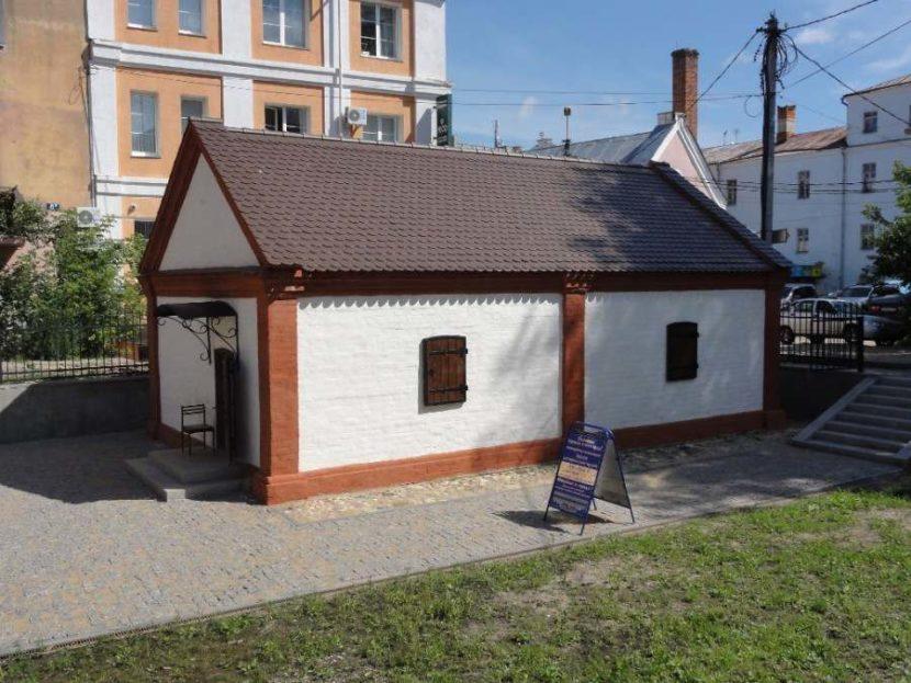 Музей городская кузница 12 века