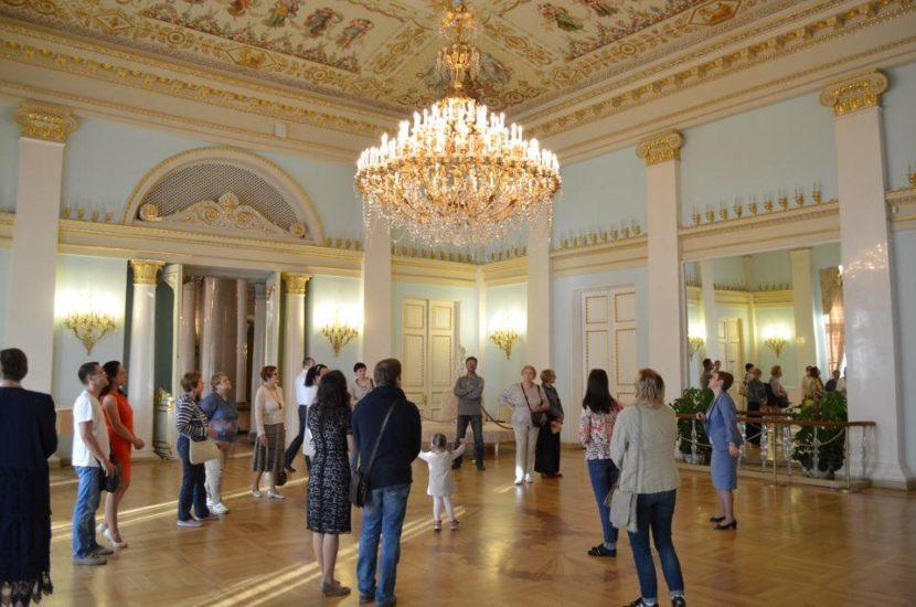 Экскурсия Юсуповский дворец