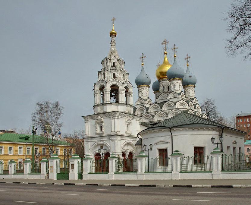 Свято-Николаевская церковь в Пыжах