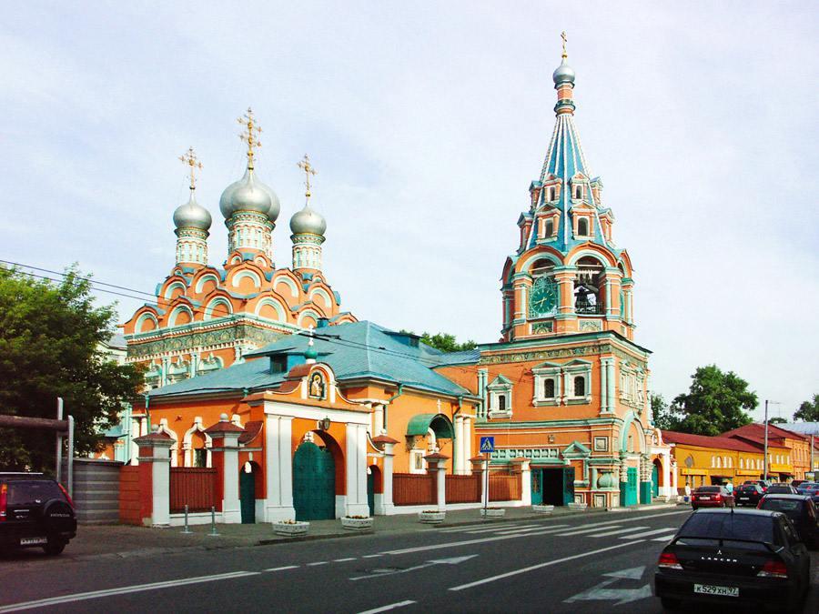 Церковь Святого Григория Неокесарийского в Дербицах