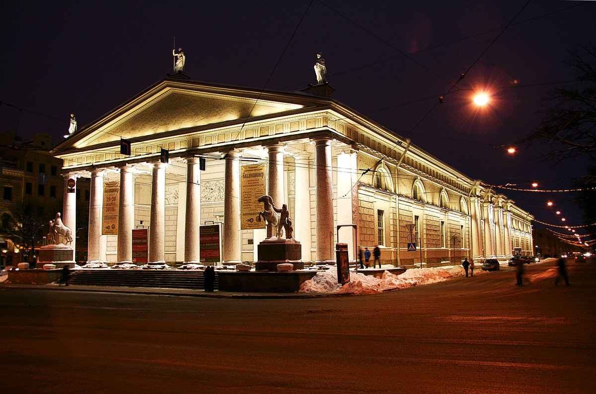 Санкт-Петербургский Манеж