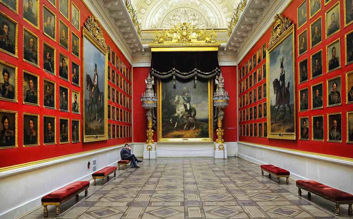 Эрмитаж галерея
