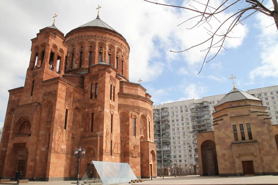 Армянский Церковный Комплекс