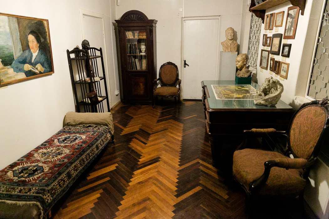 Мастерская-музей Анны Голубкиной