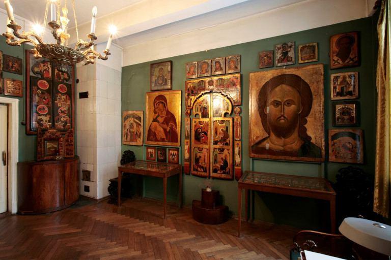Дом-музей Павла Корина