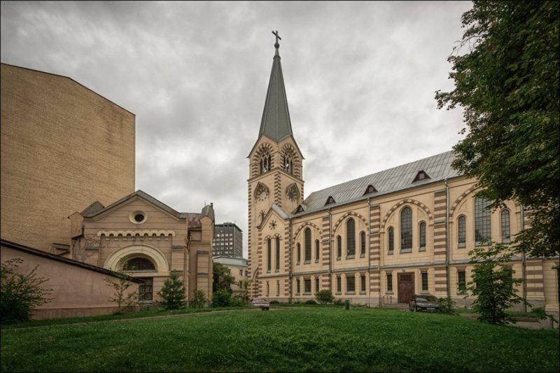 Лютеранский Кафедральный собор святых апостолов Петра и Павла