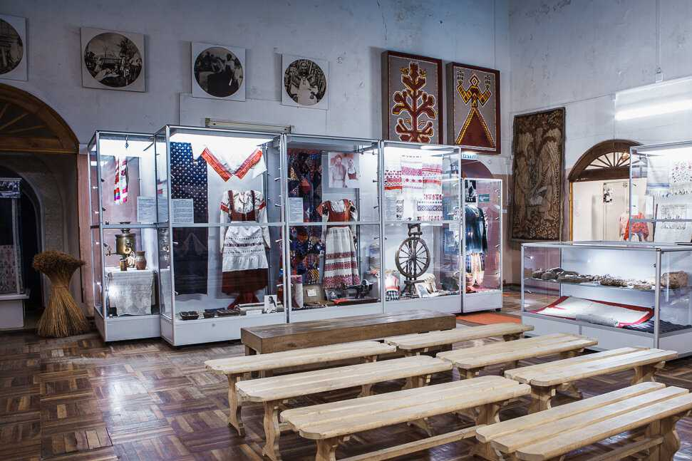 Смоленский музей льна
