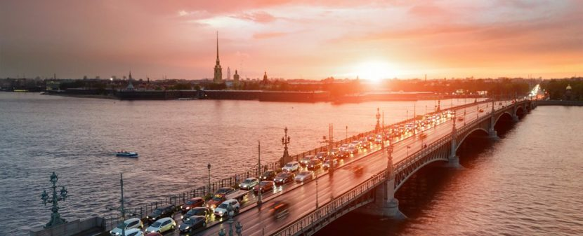 Мост Санкт-Петербурга