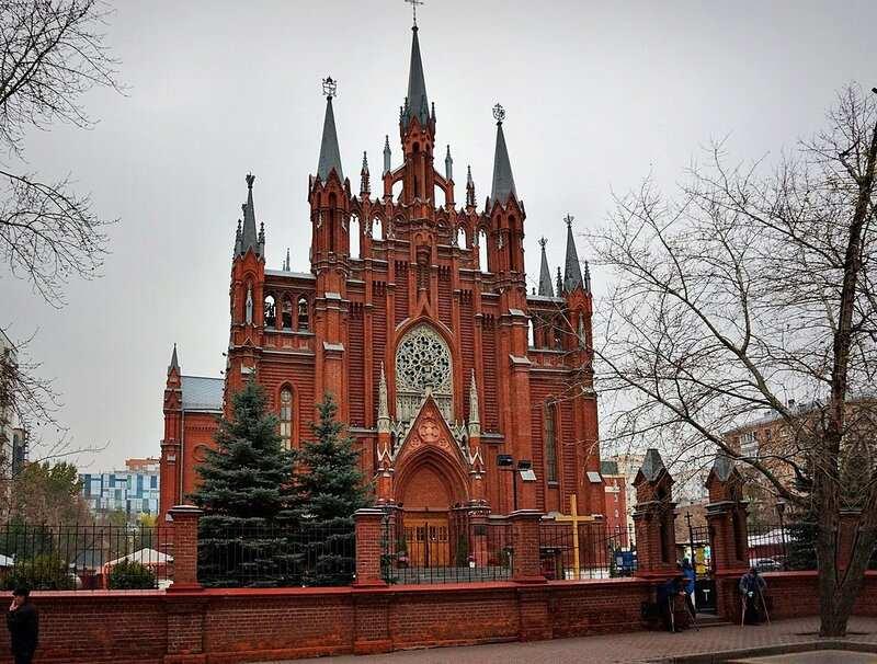 Римско-Католическая Церковь Непорочного Зачатия Девы Марии