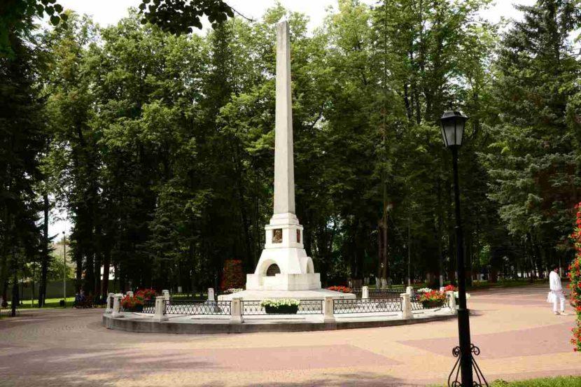 Могила Константина Циолковского