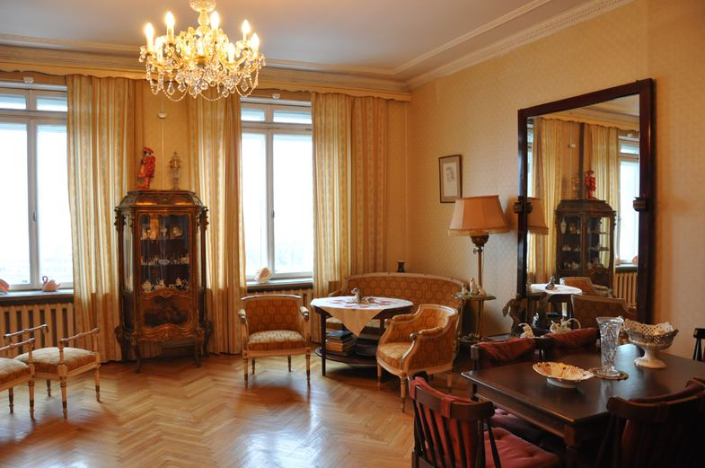 Музей-квартира Галины Улановой