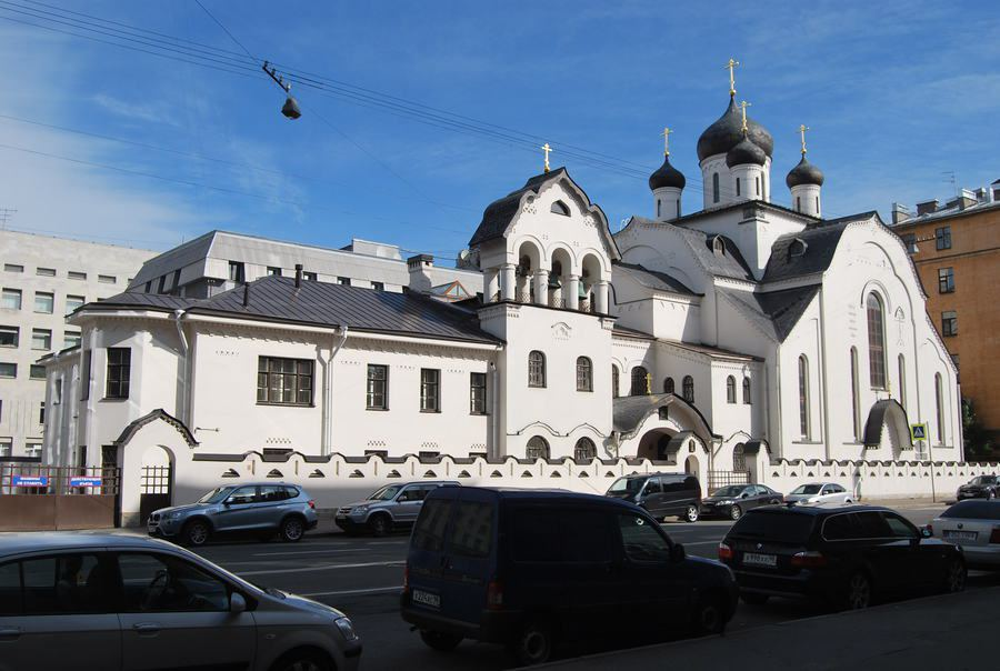 Старообрядческая Церковь Знамения Пресвятой Богородицы
