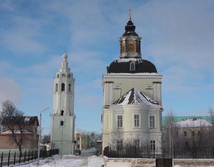 Церковь Святого Николая Зарецкого