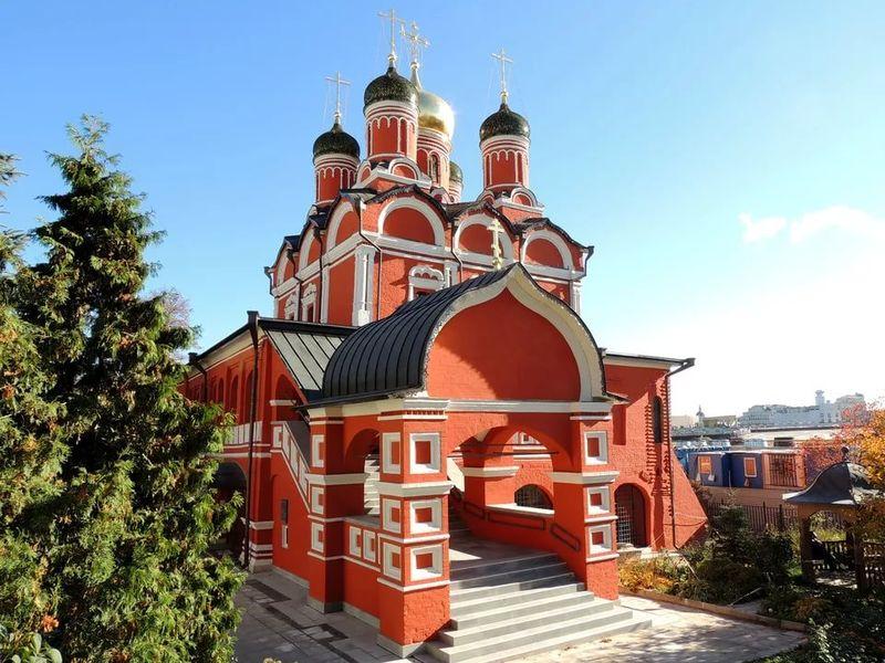 Знаменский собор Богоматери