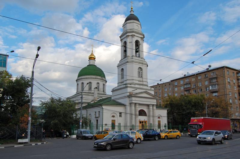 Церковь святых Флора и Лавра