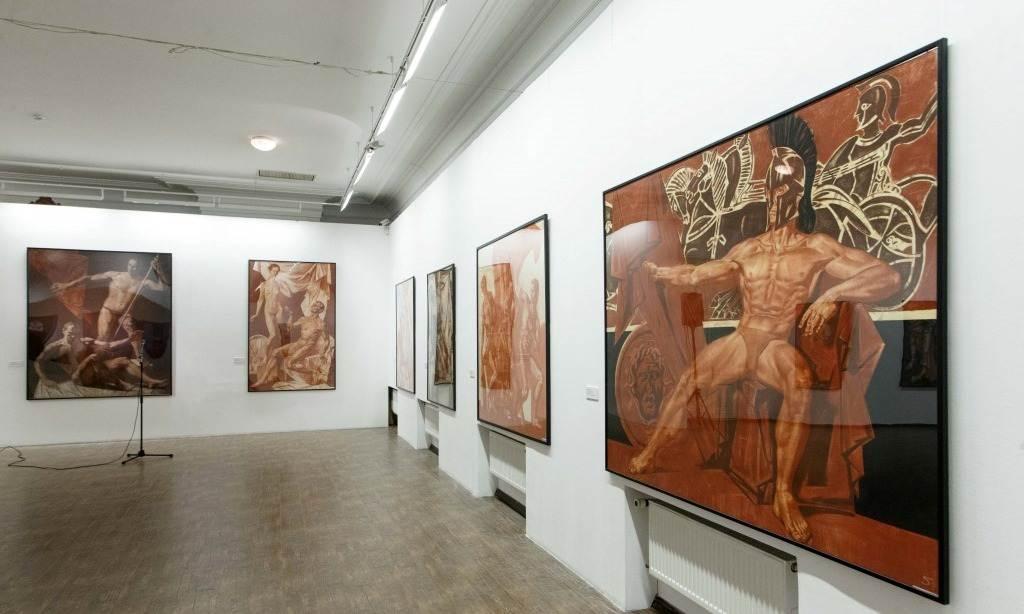 Российская академия художеств и Галерея Зураба Церетели