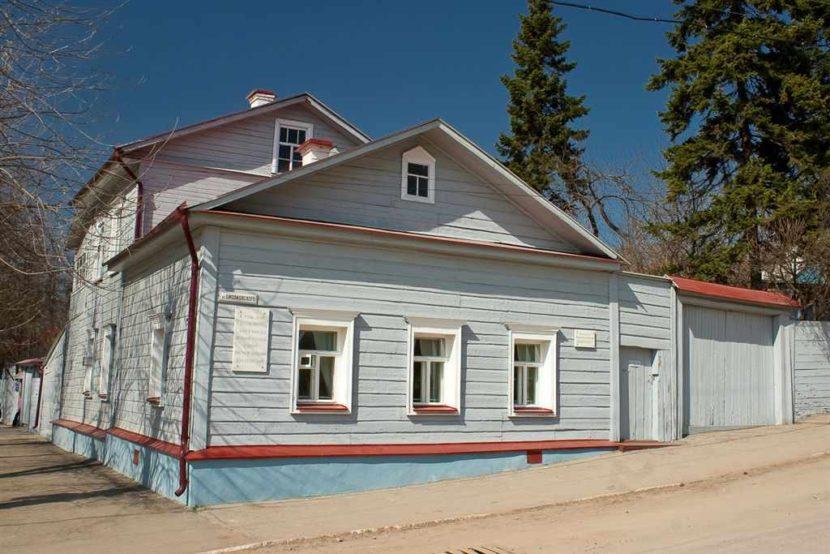 Дом-Музей Константина Циолковского