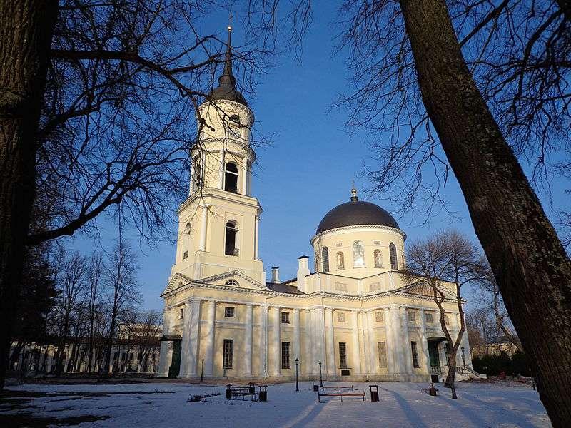 Епархиальный Свято-Троицкий Собор
