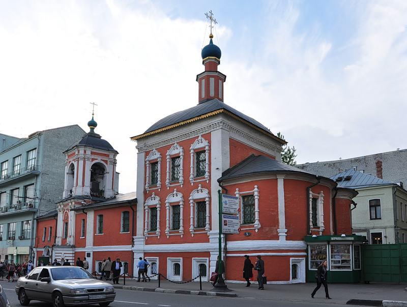 Церковь Святого Николая в Кленниках