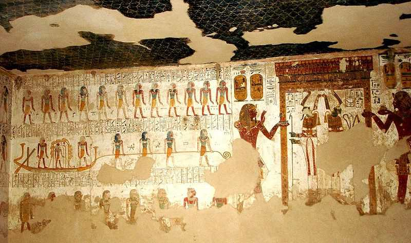 Гробница Рамсеса 9