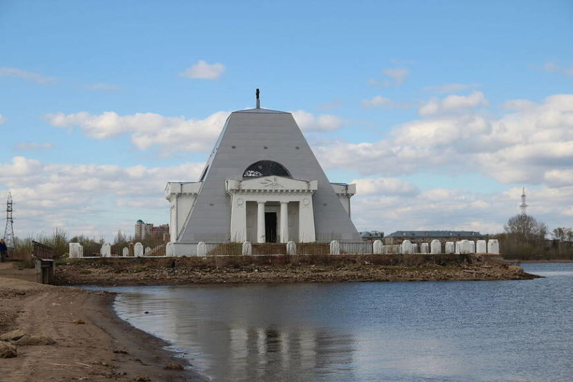 Мемориал-храм русским воинам, павшим при завоевании Казани