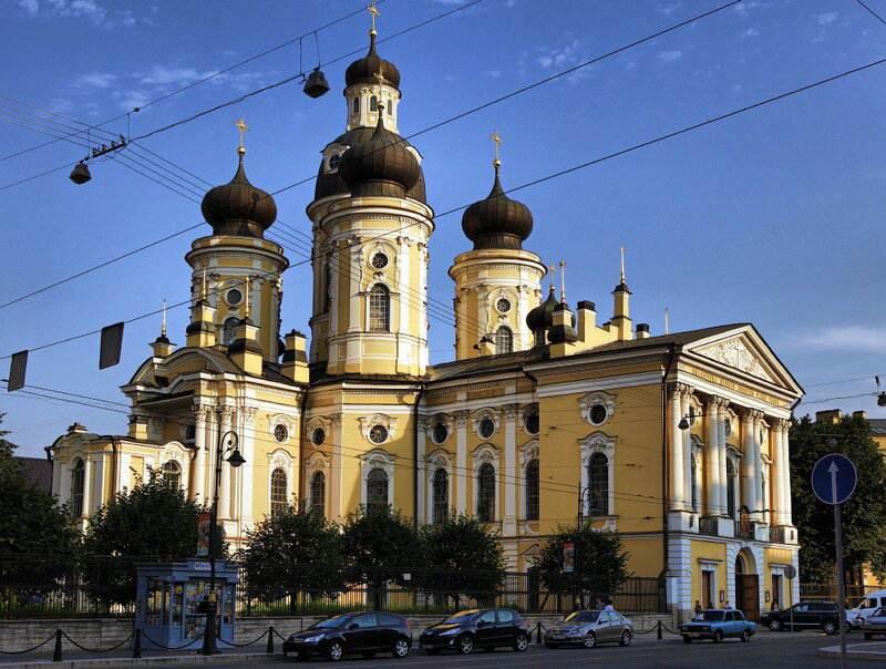 Владимирский Собор Пресвятой Богородицы