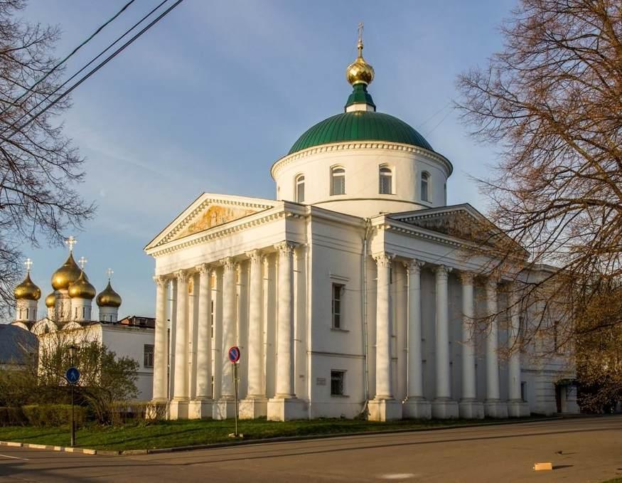 Церковь Святого Тихона и Святого Илии Пророка