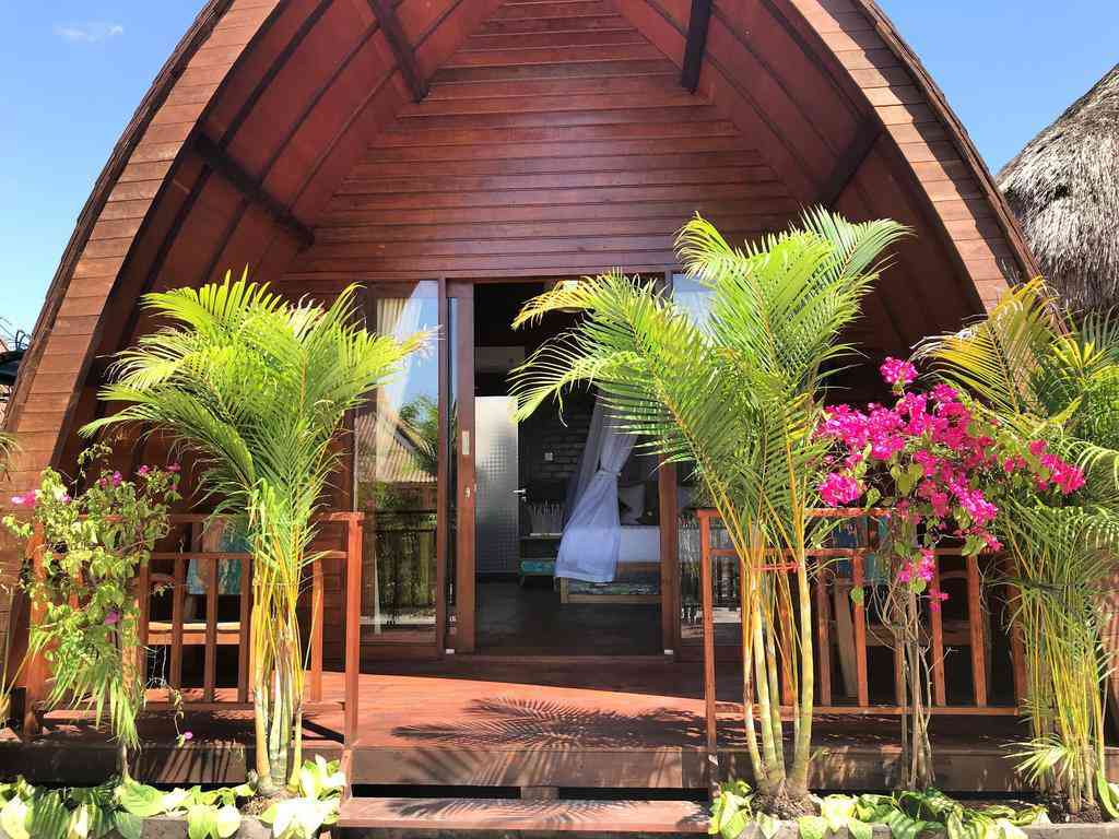 Balangan Sea View Bungalows