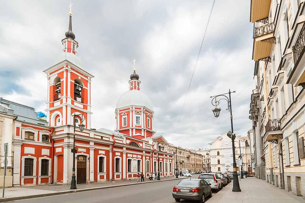 Церковь Святого Пантелеона
