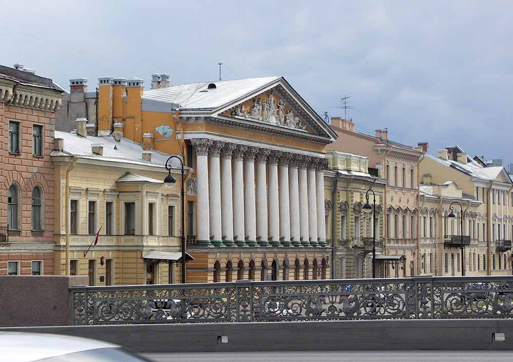 Музей-Усадьба Румянцева