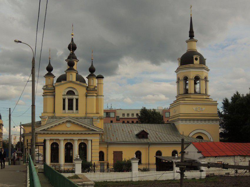 Покровская церковь в Красном Селе