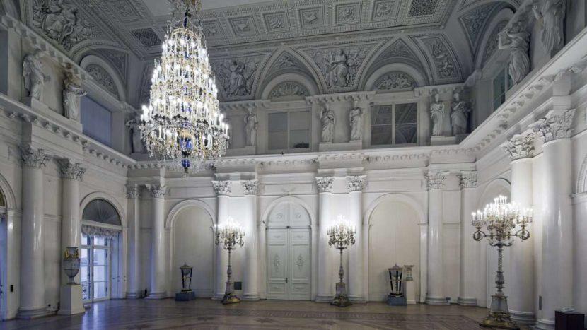 Зал Эрмитажа