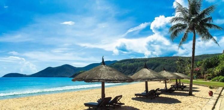 Пляж Бай Тру