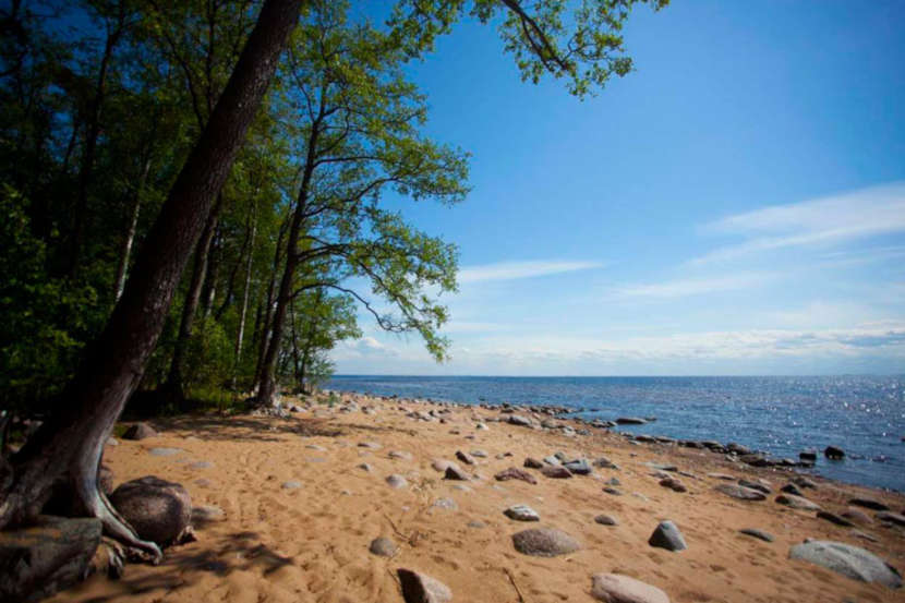 Пляж «Золотой»