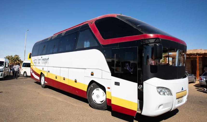 Автобус Абу-Симбел