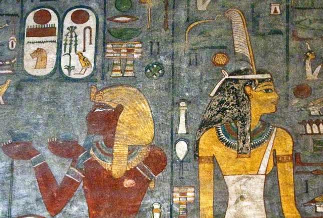 Гробницы Рамсеса VII и Сиптаха