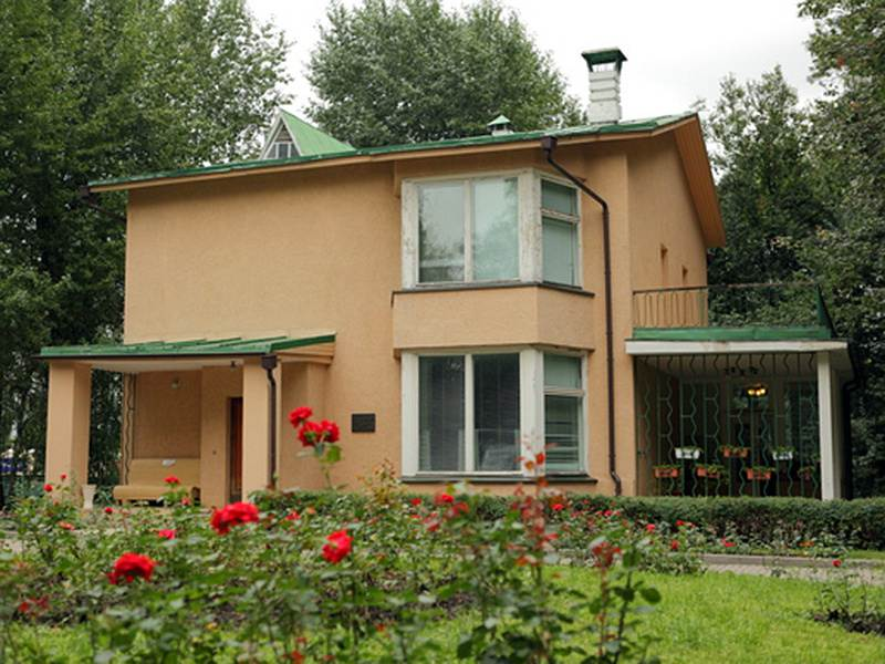 Мемориальный дом-музей Сергея Королева