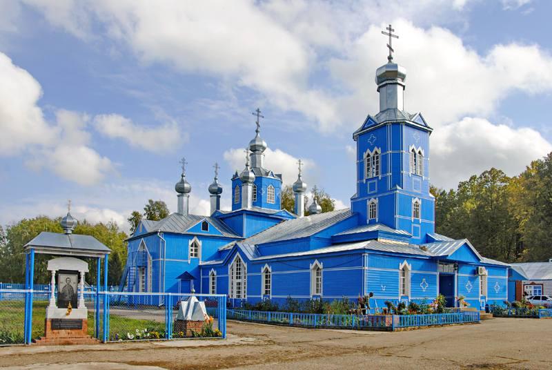 Церковь Святого Авраама болгарского