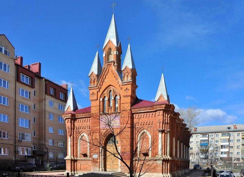 Петропавловская Римско-Католическая Церковь