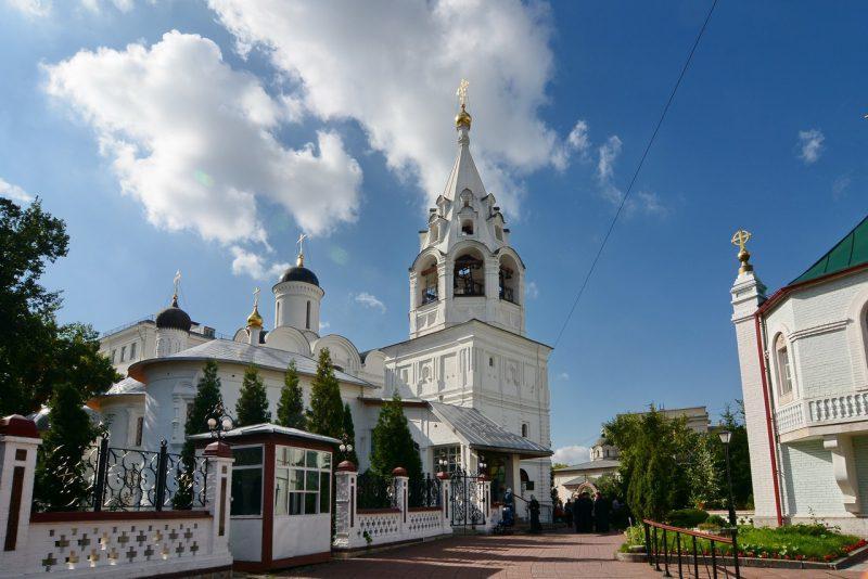 Церковь святого Никиты на Швивой горе