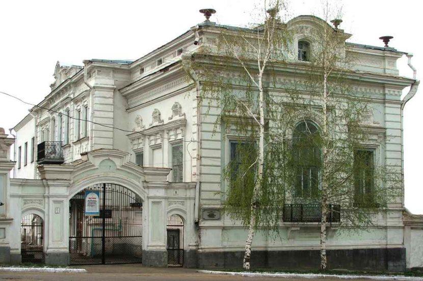 Музей уездного города