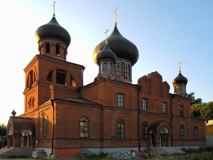 Покровский Старообрядческий Епархиальный собор