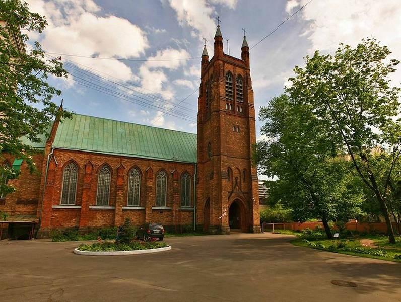 Англиканская церковь Святого Андрея Первозванного