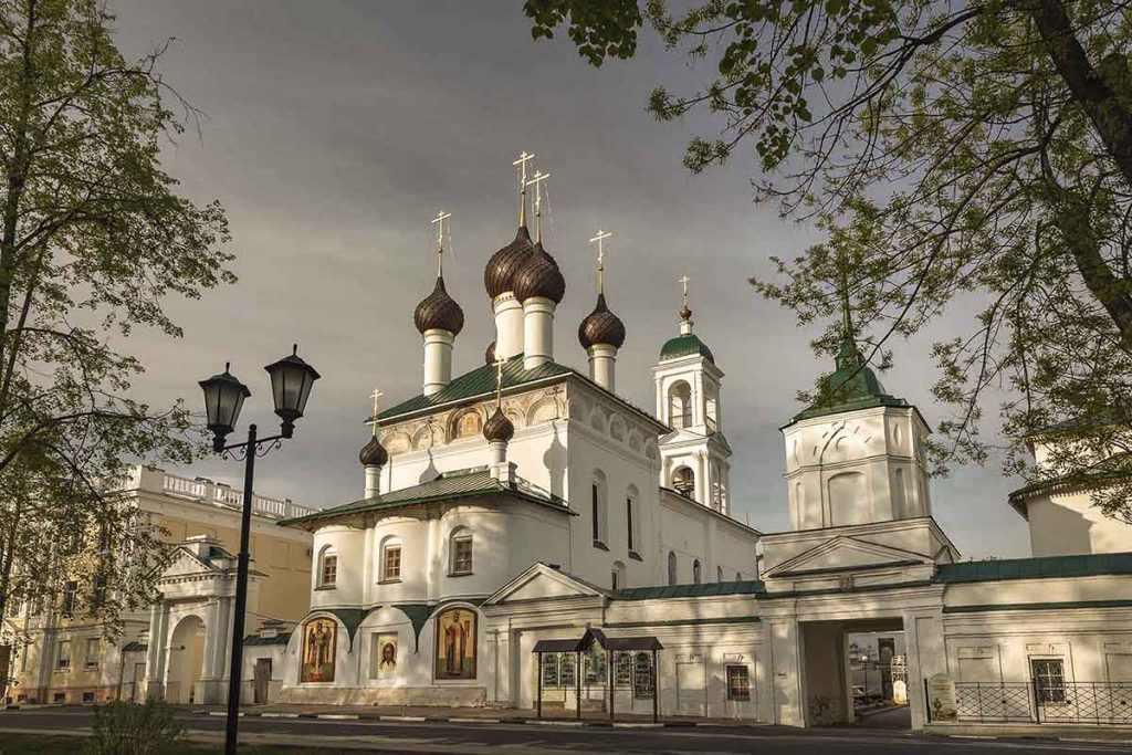 Кирилло-Афанасьевский монастырь