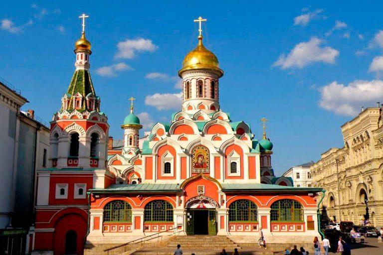 Казанский Собор Пресвятой Богородицы