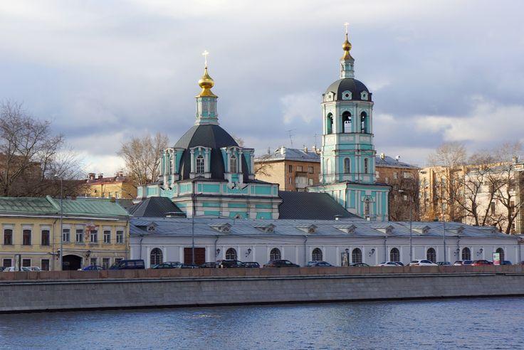 Свято-Николаевская церковь на Заяницкой