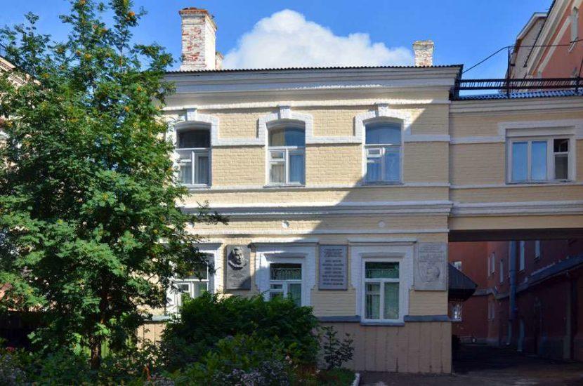 Дом-музей Салиха Сайдашева