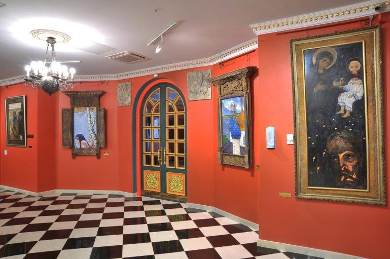 Московская Государственная художественная галерея имени Ильи Глазунова