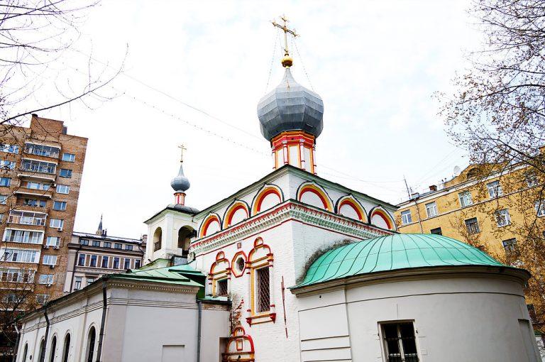 Церковь Святого Блеза в Старой Конюшенной Слободе